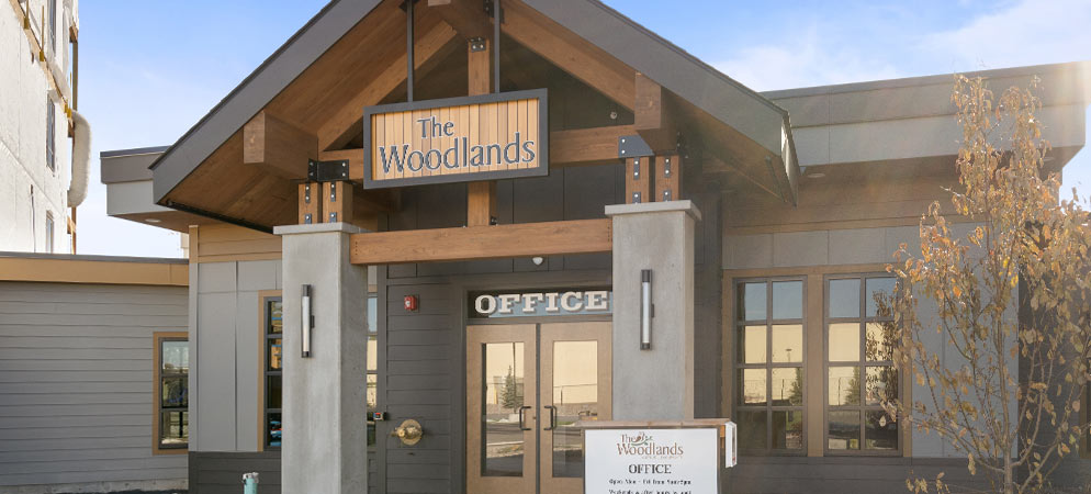 The Woodlands - Kalispell - Retirement Community Condos and Commons